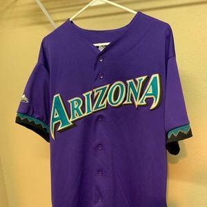 Vintage Arizona Diamondbacks Jersey (XL)